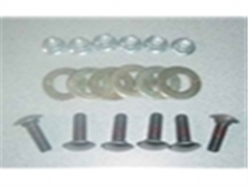 80-86 Bumper Bolt Kit - 18pc