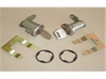 78 Door Lock Cylinder Set w/ Keys