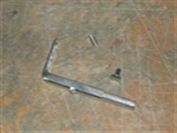66-77 Vent Frame Pivot - RH