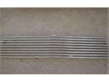 78-79 Custom Chrome Grille - Square