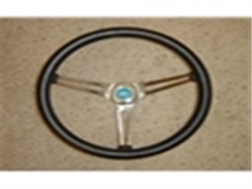 Classic Foam Steering Wheel - w/ Ford Oval Center