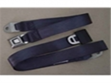 66-96 Replacement Seat Belt - Blue