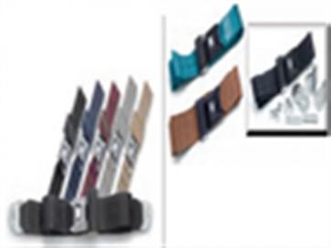 66-96 Seat Belt Kit - Blue