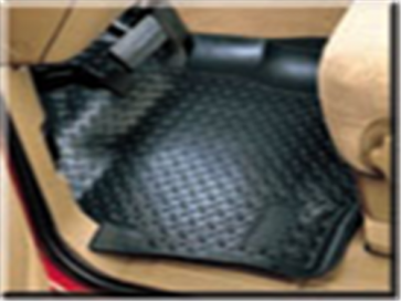 80-96 Front Floor Liner Set - Tan