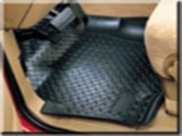 80-96 Cargo Floor Liner Set - Black
