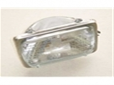 78-86 Headlight Bucket Assembly - RH - Does not include wiring & hardware