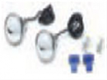 Replacement License Plate Lamp Set