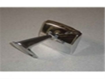 80-89 Door Mirror - RH - Chrome