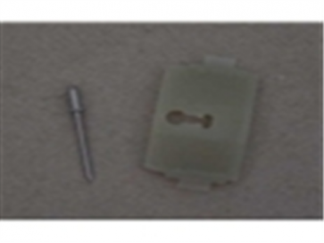 78-79 Molding Clip w/ Screw