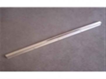 "80-86 Grille Molding - Upper - For models w/o""XLS"" option"