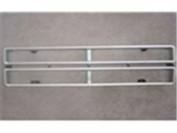 72 Grille Insert - RH - can be used as a replacement for 1971 Grille