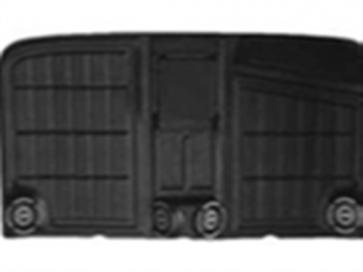 73-79 Headliner - Custom w/ speakers - w/ or w/o factory headliner - utilizes factory dome light - add $25 for custom color
