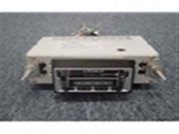 51-52 AM/FM Cassette Stereo w/ Ford Logo - Model 1