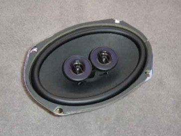 "48-86 Dual Voice Coil Speakers - 6""X9"""