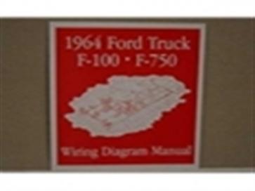 Phenomenal 1964 Ford Truck Wiring Diagram Manual Wiring 101 Sianudownsetwise Assnl