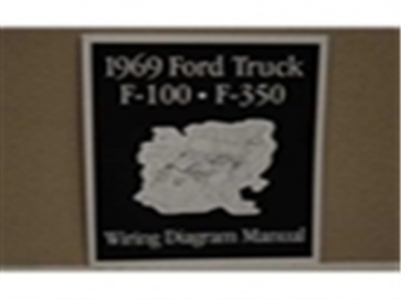 1969 Ford Truck Wiring Diagram Manual