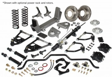 48-64 Mustang II IFS - Hub to Hub Economy Kit - 5 on 5.5 bolt pattern