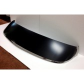 53-55 Steel Exterior Cab Sun Visor - height adjustable