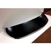 56 Steel Exterior Cab Sun Visor - height adjustable