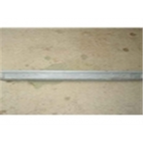 48-50 Cross Sill - Stepside Shortbed - rear