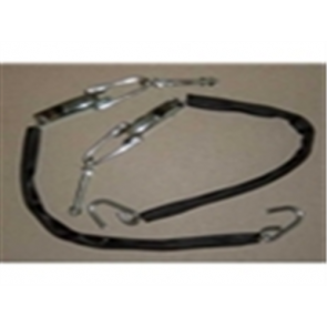 57-87 Tailgate Chain Assembly Set - 57-63 Styleside and 73-87 Stepside