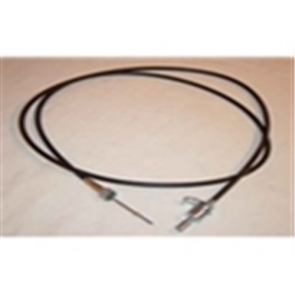 66-85 Speedometer Cable - lower - models not equipped w/ ratio adapter - AT and w/ cruise control