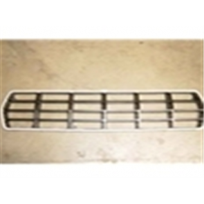 78-79 Grille - Silver/Black