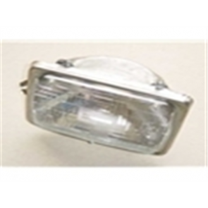 80-86 Headlight Bucket Assembly - LH - Halogen