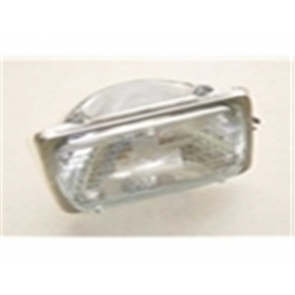 80-86 Headlight Bucket Assembly - RH - Halogen