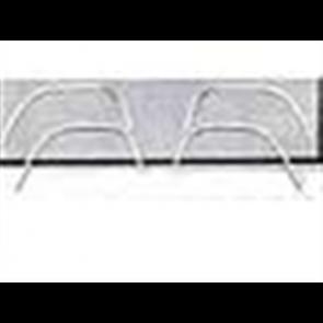 80-86 Wheel Arch Molding - Rear - RH