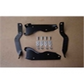 64-72 Rear Bumper Brackets - Styleside
