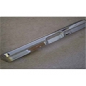 78-79 Bumper - front - Chrome - w/o impact pads