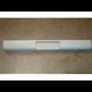 51-72 Roll Pan - rear - Stepside - w/license plate holes
