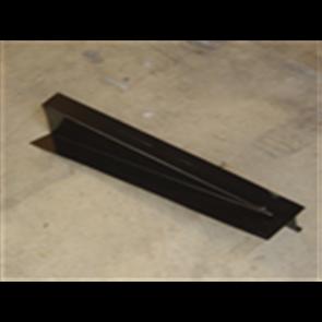 67-72 Fender Shield/Hood Support - RH
