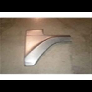 57-60 Front Fender - rear RH - steel