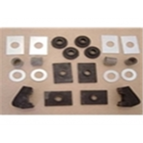 48-52 Cab/Frame Bushing Kit