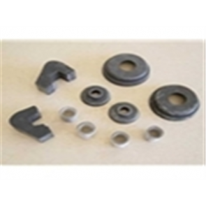 53-56 Cab/Frame Bushing Kit