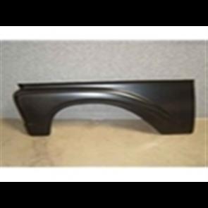 61-66 Front Fender - Steel - LH