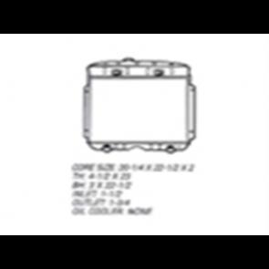 53 Radiator - Flathead V8