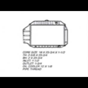 65 Radiator - 6cyl