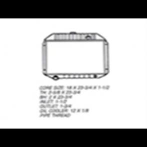 68-72 Radiator - 302 V8 2WD