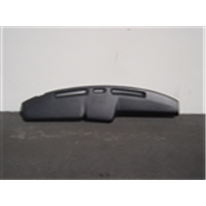 80-86 Dash Pad Cover - Black