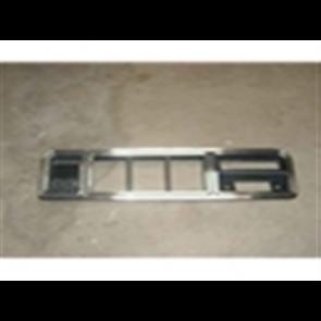 73-79 Dash Bezel - Black - w/ radio and factory AC