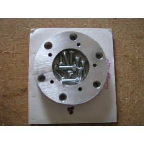 Fuel Tank Adapter Plate