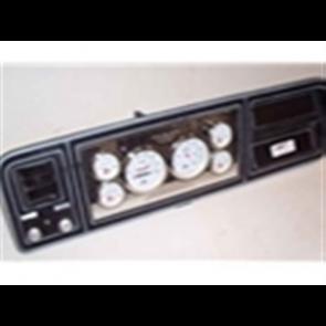 73-79 Polished Billet Dash Panel - 6 Hole