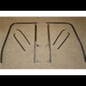 56 Beltline / Anti-Rattle Kit - Door