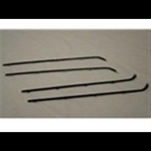 53-55 Beltline / Anti-Rattle Kit - Window
