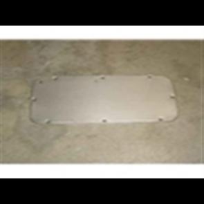 53-56 Door Inspection Plate - steel