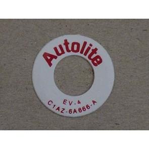 1964-70 170/200 PCV PLASTIC RING EV4