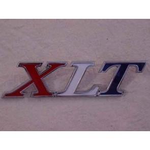 """70-72 Bedside Emblem - """"XLT"""""""